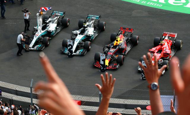 2017 Formula 1 Mexican Grand Prix