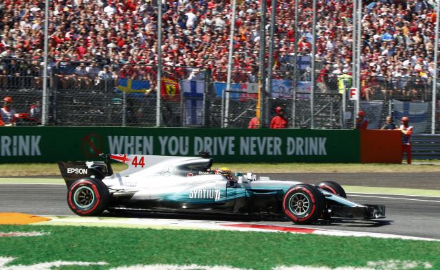 2017 Formula One 2017 Italian Grand Prix