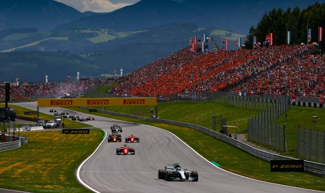 2017 Formula One Austrian Grand Prix