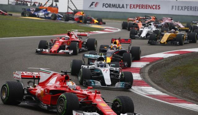 2017 Formula One Chinese Grand Prix