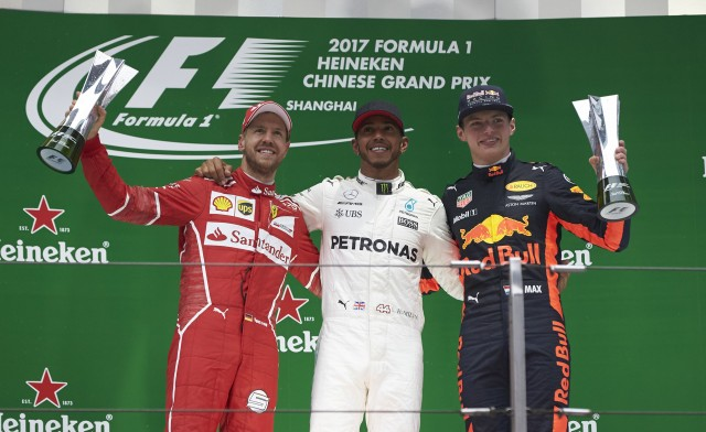 2017 Formula One Chinese Grand Prix