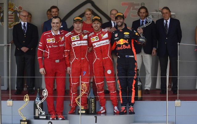 2017 Formula One Monaco Grand Prix