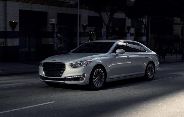Genesis G80 2016 Meet Hyundai S Perception Of Luxury: Hyundai's Genesis Luxury Brand Will Offer Plug-in Hybrids