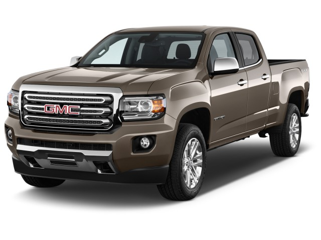 2017 gmc canyon review ratings specs prices and photos the car connection. Black Bedroom Furniture Sets. Home Design Ideas