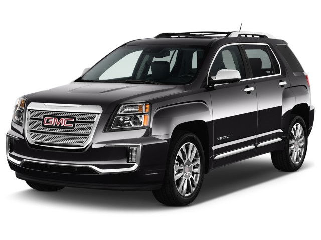 2017 gmc terrain prices and expert review the car connection. Black Bedroom Furniture Sets. Home Design Ideas