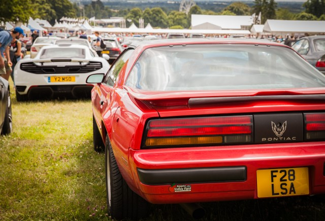 2017 Goodwood Festival of Speed-Day 3