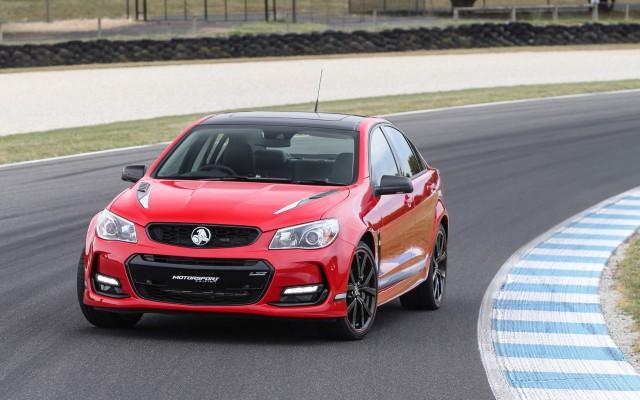2017 Holden Commodore Motorsport Edition