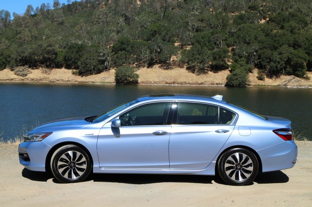 2017 Honda Accord Hybrid Napa Valley California Jul 2016