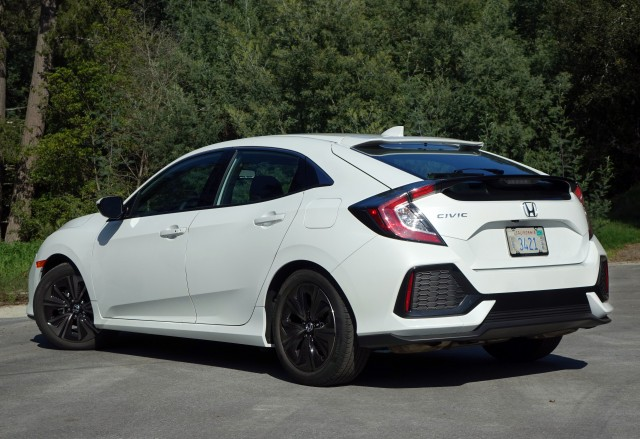 New Honda Civic Hatch 2017 Review