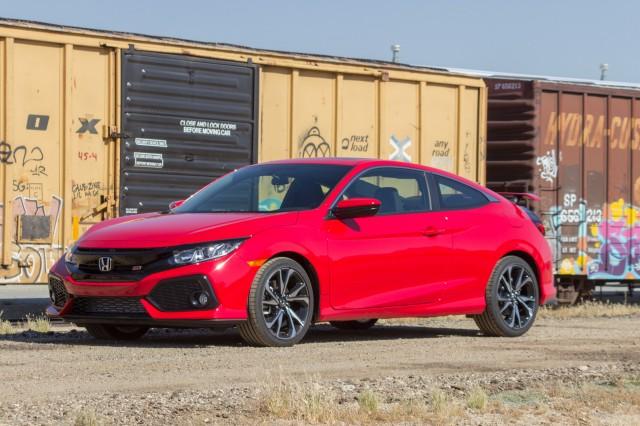 2017 Honda Civic Si First Drive