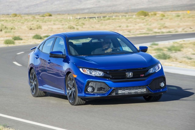 2017 Honda Civic Si First Drive