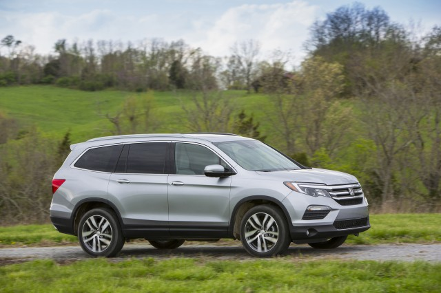 apple carplay android auto added   honda pilot
