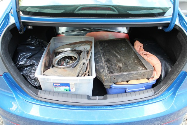 2017 Hyundai Elantra Eco gas mileage road-trip report (Page 3)