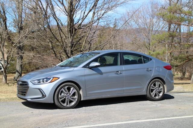 2017 Hyundai Elantra Limited gas mileage review (Page 2)