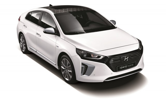 2017 Hyundai Sonata Hybrid >> Hyundai Ioniq Hybrid, Electric Models To Be Sold In 50 States