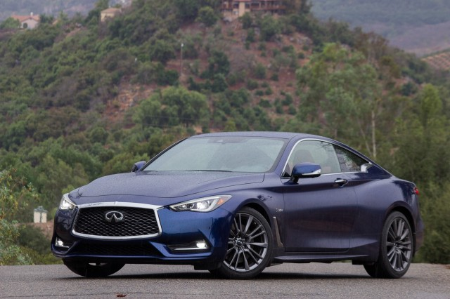 2017 infiniti q60 red sport first drive review truth in truth. Black Bedroom Furniture Sets. Home Design Ideas