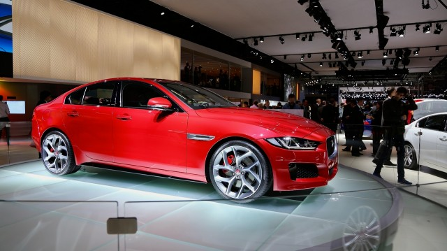 2017 Jaguar Lineup >> Jaguar Sharpens Prices Across Lineup 2017 Xe To Start At 35 895