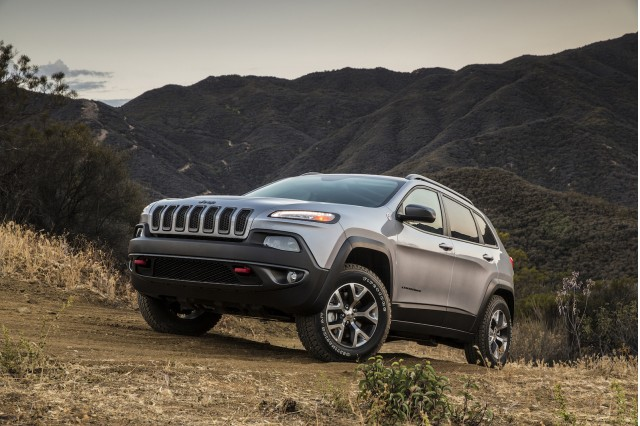 Jeep Cherokee SUV recalled for transmission issue