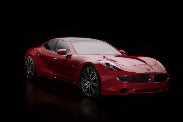 2017 Karma Revero - first official photo