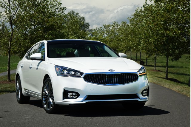 Kia Tops 2017 Jd Quality Study While Jaguar Volvo Rank Near Bottom