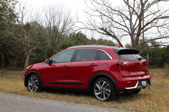 2017 Kia Niro San Antonio Texas Dec 2016