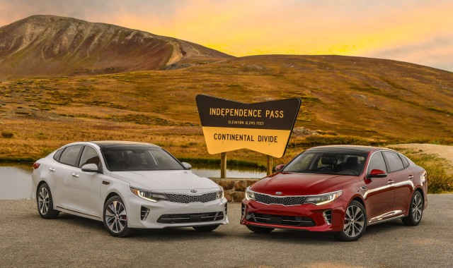 Kia Optima Compare Cars & 2017 Ford Fusion vs Chevrolet Malibu Honda Accord Sedan Hyundai ... markmcfarlin.com
