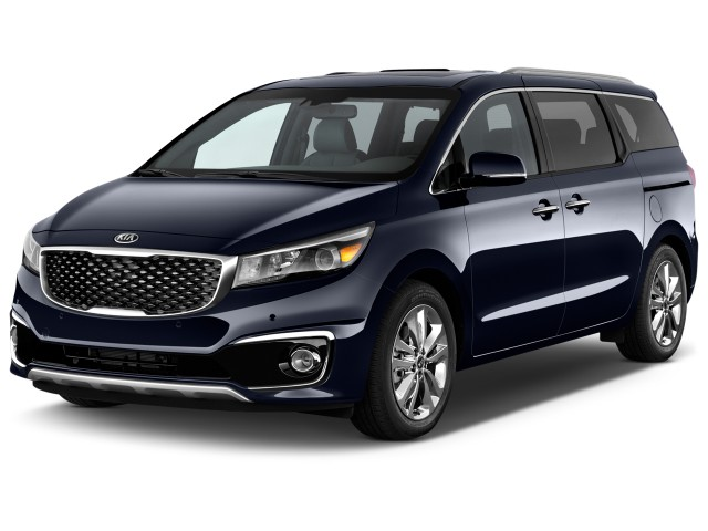 2017 kia sedona review ratings specs prices and photos the car connection. Black Bedroom Furniture Sets. Home Design Ideas