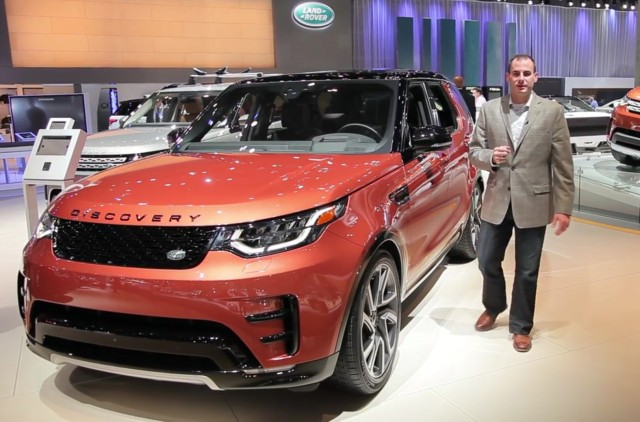 2017 Land Rover Discovery Video Preview