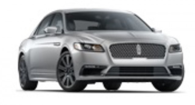 2017 Lincoln Continental leaked - Image via Ford Inside News