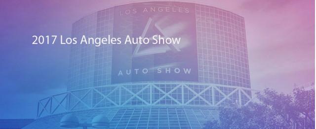 2017 Los Angeles Auto Show logo