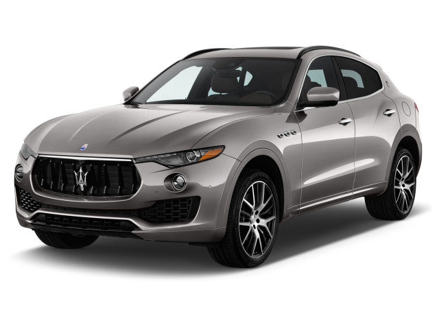 2017 maserati levante review ratings specs prices and photos the car connection. Black Bedroom Furniture Sets. Home Design Ideas