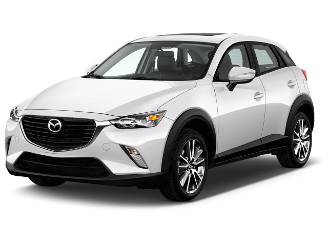Mazda Mx3 2016 >> 2017 Mazda CX-3 Review, Ratings, Specs, Prices, and Photos