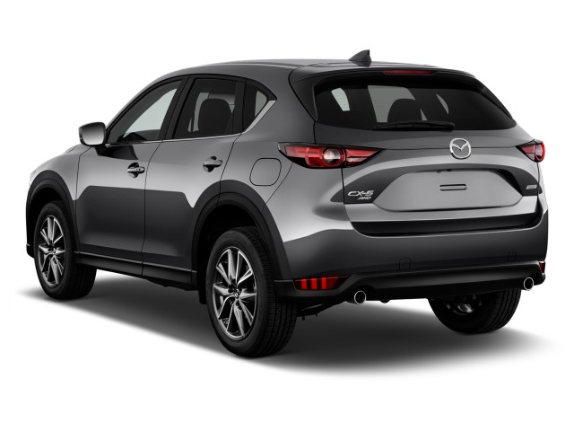 2017 Mazda Cx 5 Review Ratings Specs