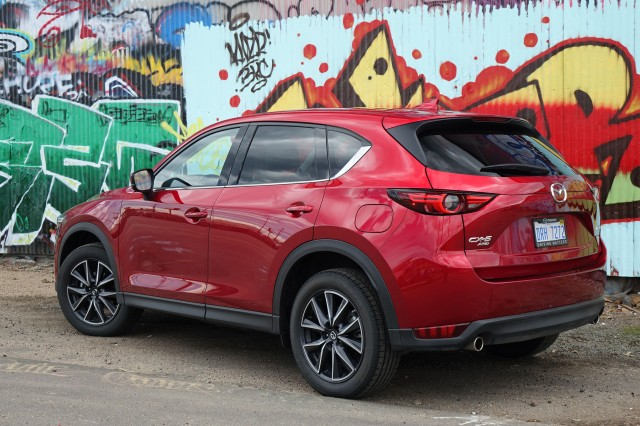 2017 Mazda Cx 5 Grand Touring First Drive