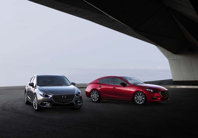 Apple CarPlay, Android Auto added to 2018 Mazda 3