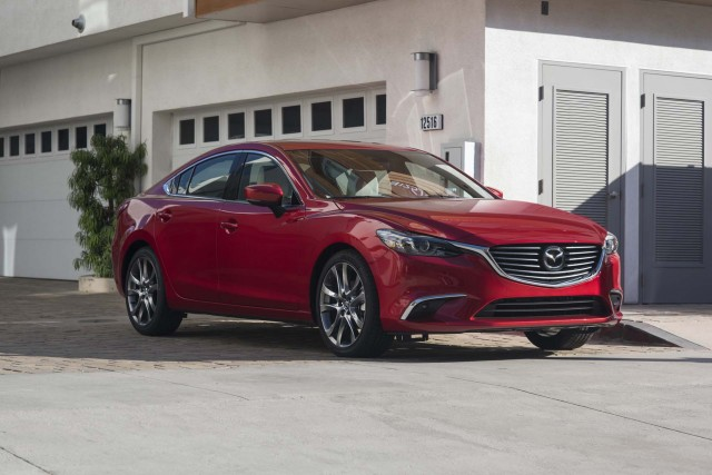 Beautiful Mazda 6 Coupe 2017