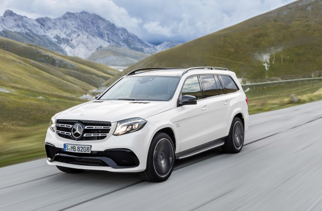 Mercedes Benz Gl Class Phased Out With Arrival Of 2017 Gls