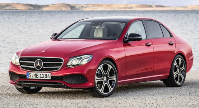 2017 Mercedes-Benz E-Class Leaked Via Car Scoops And Auto-Press