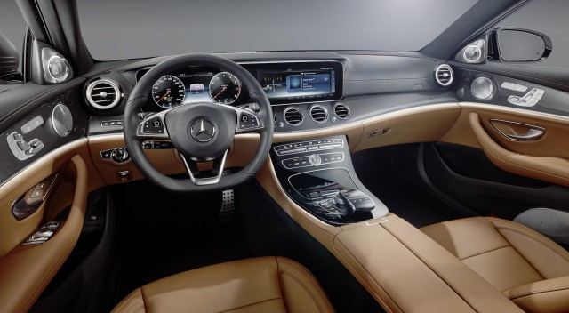 2017 Mercedes Benz E Cl E400