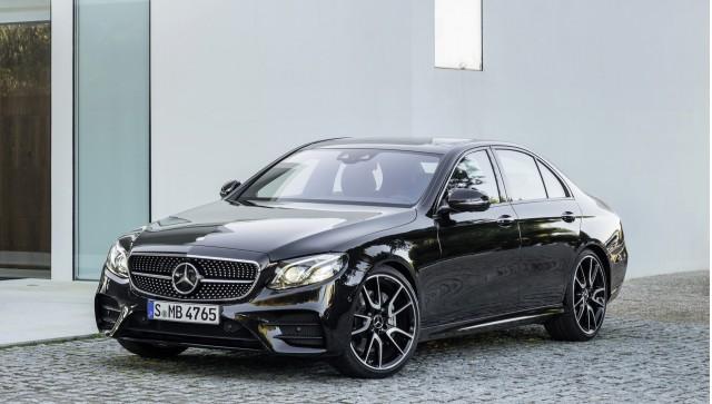 2017 Mercedes-AMG E43