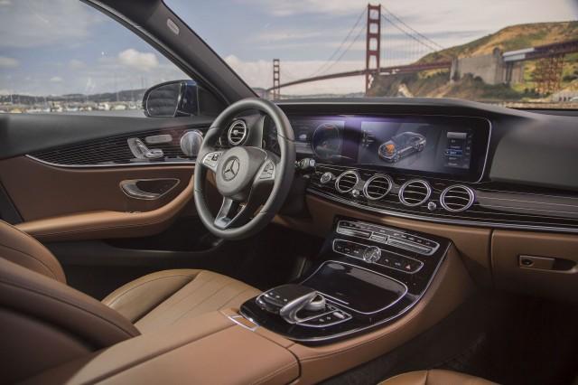 2017 Mercedes Benz E Cl E300