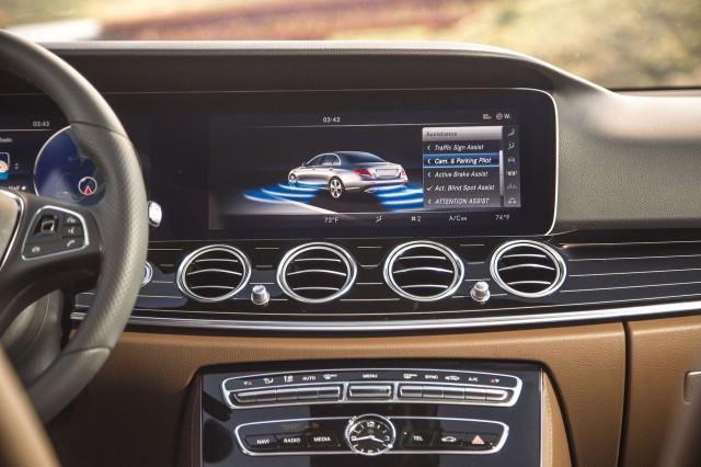 2017 Mercedes-Benz E-Class (E300)