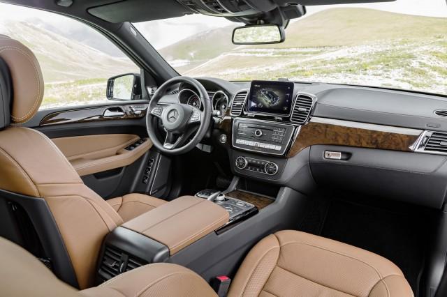 2017 Mercedes-Benz GLS Class
