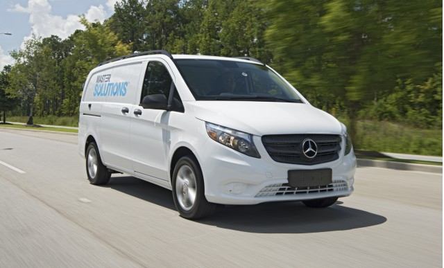 Mercedes-Benz Metris van recalled for leaky fuel hoses