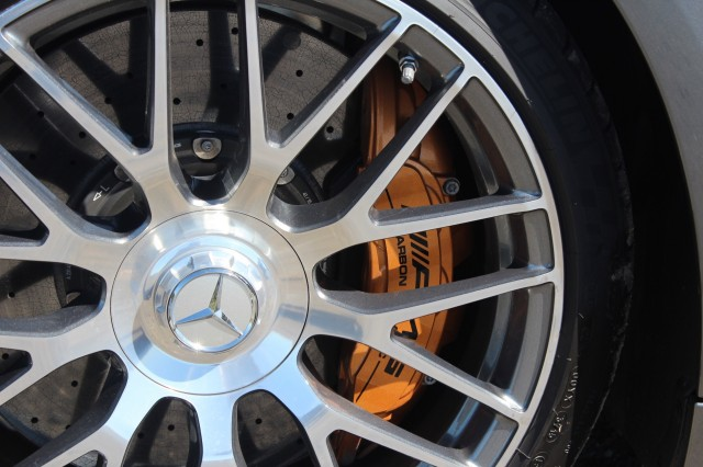 2017 Mercedes-Benz SL63 AMG - First Drive