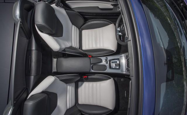 2017 Mercedes-Benz SLC300