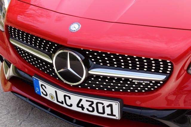 2017 Mercedes-Benz SLC - First Drive - April 2016