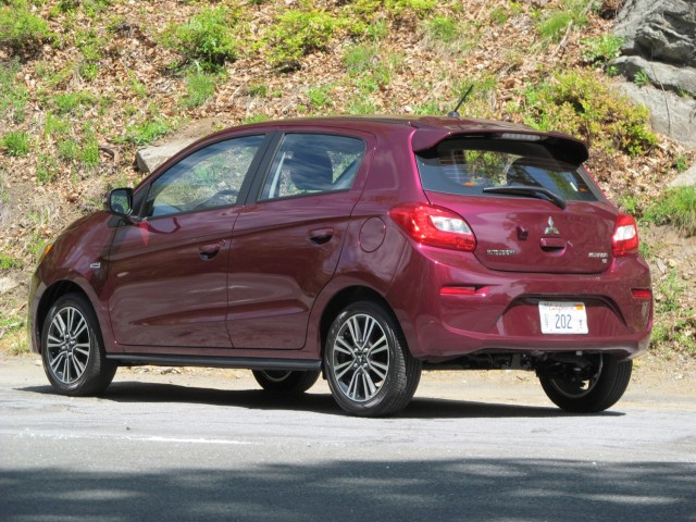 2017 Mitsubishi Mirage Gt Quick First Drive Page 2