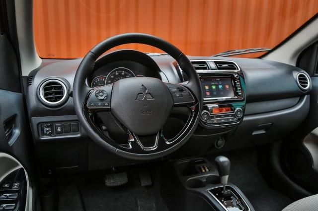 2017 mitsubishi mirage g4 sedan priced below $15,000
