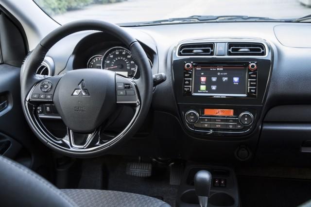 2017 Mitsubishi Mirage GT
